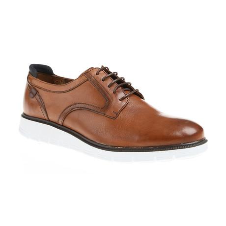 Angelo Dress Shoes // Tobacco (Euro: 39)