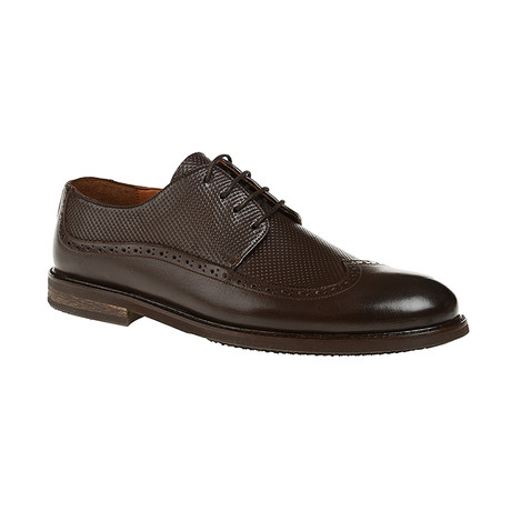 Ernesto Dress Shoes // Brown (Euro: 39)