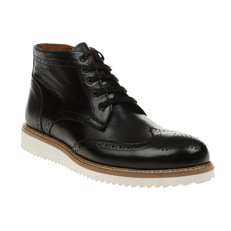 Barton Dress Shoes // Black (Euro: 39)