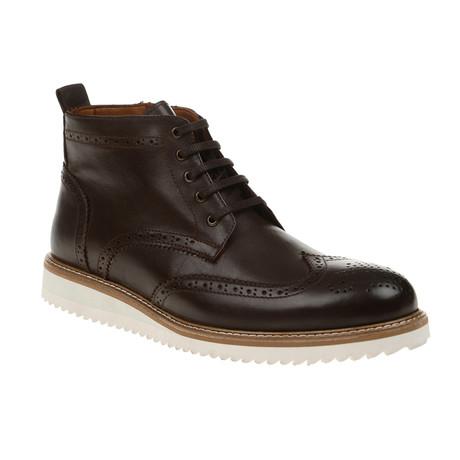 Barton Dress Shoes // Brown (Euro: 39)
