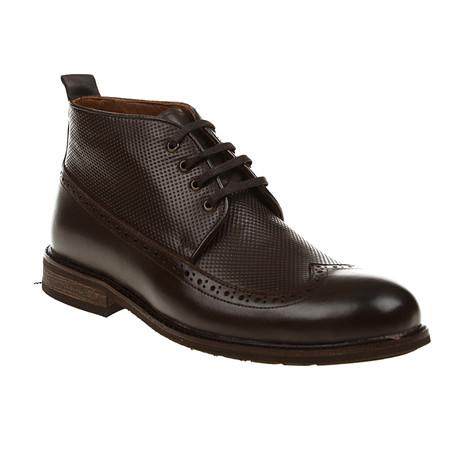 Mauro Dress Shoes // Brown (Euro: 39)
