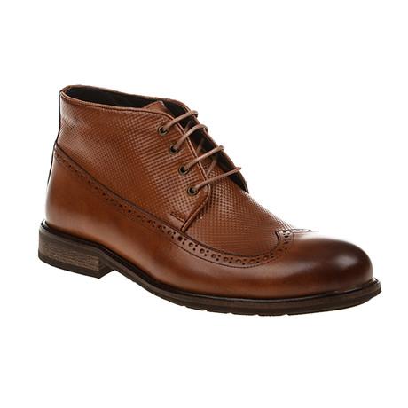Mauro Dress Shoes // Tobacco (Euro: 39)