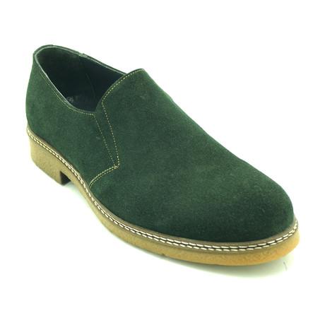 Joe Dress Shoes // Green (Euro: 39)