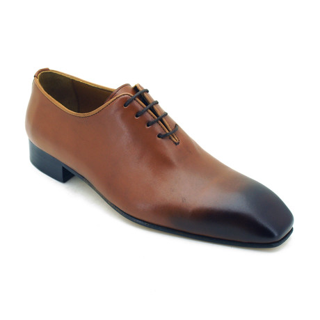 Marco Classic Dress Shoes // Tobacco (Euro: 39)