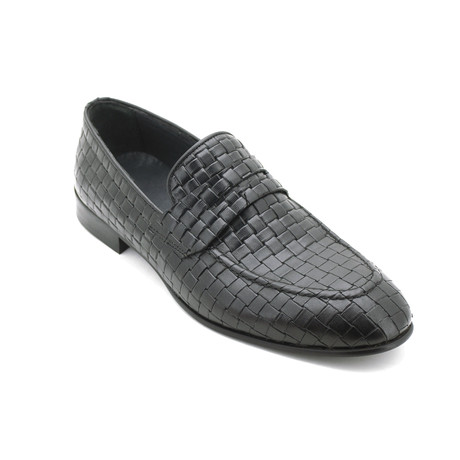 Nelson Dress Shoes // Black (Euro: 39)
