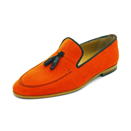 Pascal Dress Shoes // Orange (Euro: 39)