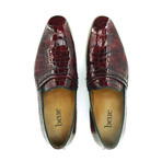 Pierre Loafer // Burgundy (Euro: 45)