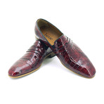 Pierre Loafer // Burgundy (Euro: 46)