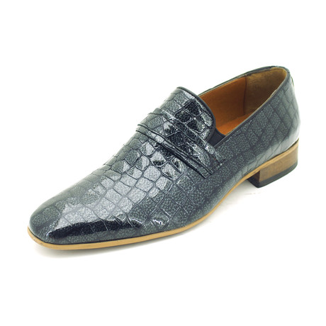 Pierre Dress Shoes // Dark Grey (Euro: 39)