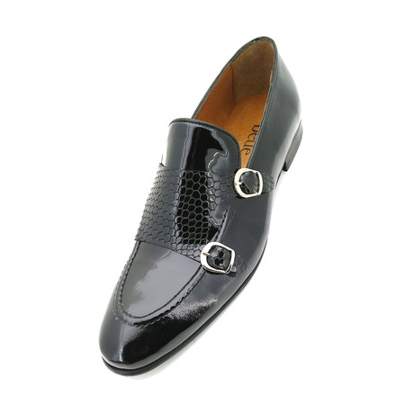 Russo Dress Shoes // Black (Euro: 39)