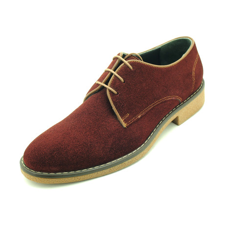 Sam Dress Shoes // Bordeaux (Euro: 39)