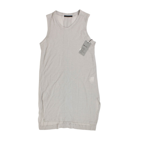 Julius // Plaster Long Tank Top T-Shirt // Gray (XS)