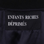 Enfants Riches Deprimes // L.A.'s Gonna Be Disappointed Jacket // Black + White (L)