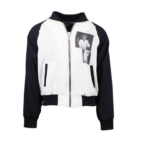 Enfants Riches Deprimes // L.A.'s Gonna Be Disappointed Jacket // Black + White (XS)