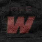 Off-White // Suede Ladder Baseball Cap // Black