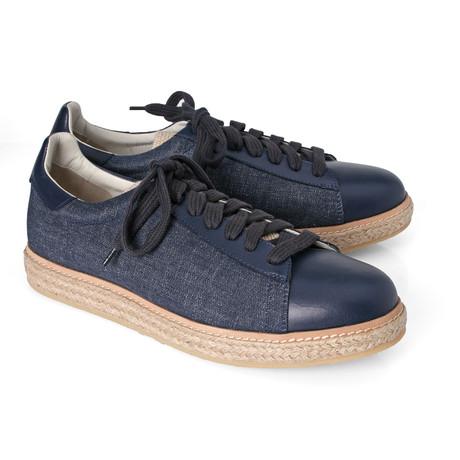 Francesco Fashion Sneaker // Blue (Euro: 39)