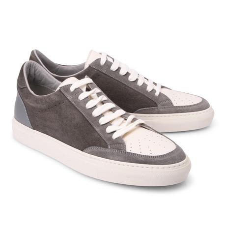 Carmelo Fashion Sneaker // Gray + Multi (Euro: 39)