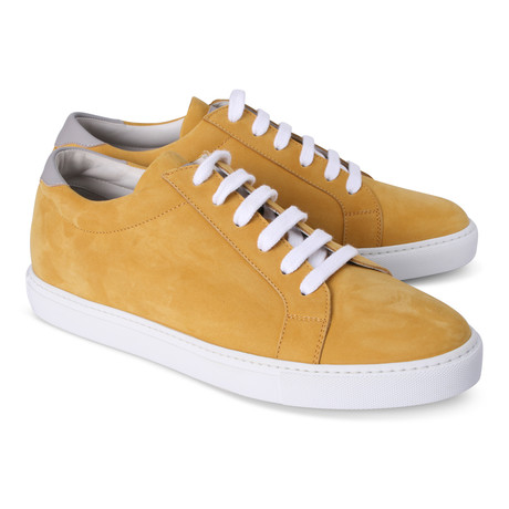 Giancarlo Fashion Sneaker // Mustard (Euro: 39)
