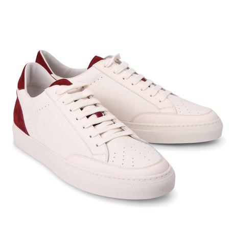 Devon Fashion Sneaker // White (Euro: 39)