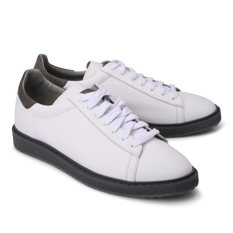 Stijn Fashion Sneaker // White (Euro: 39)