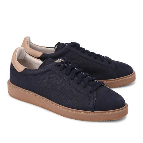 Bram Fashion Sneaker // Navy Blue (Euro: 39)