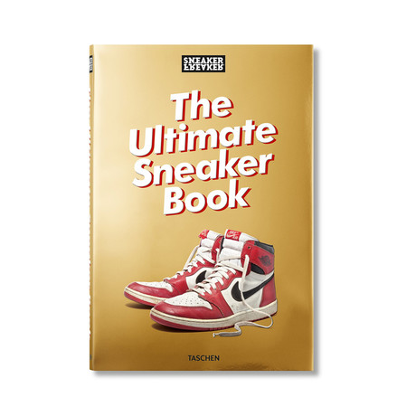 Sneaker Freaker // The Ultimate Sneaker Book