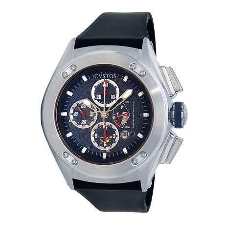 CVSTOS Challenge-R50 Chronograph Automatic // CCR // Pre-Owned