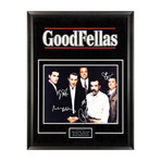 Signed + Framed Artist Series // Goodfellas