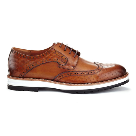 Billy Dress Shoes // Tan (US: 7)