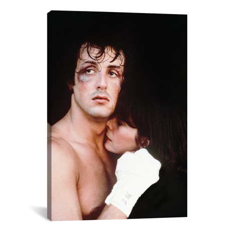 Sylvester Stallone // Couple Scene In A Movie