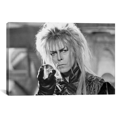 "Film Still From Labyrinth (18""W x 26""H x 0.75""D)"