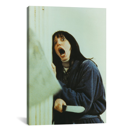 "Shelley Duvall // Shocked When She Saw The Axe (26""W x 18""H x 0.75""D)"