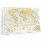 World Travel Map // Geography