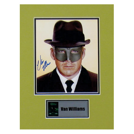 The Green Hornet // Van Williams