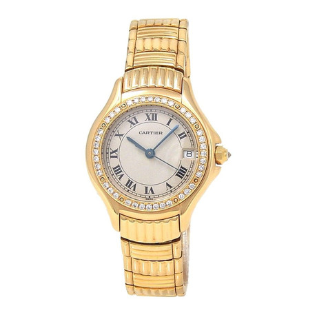 Cartier Panthere Cougar Quartz // 1171 1 // Pre-Owned
