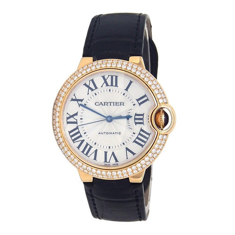 Cartier Ballon Bleu Automatic // 3002 // Pre-Owned