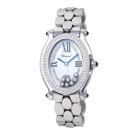 Chopard Happy Sport Quartz // 278419-2001 // Pre-Owned