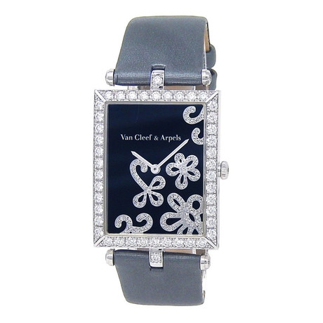 Van Cleef & Arpels Lady Arpels Dentelle Quartz // HH6075 // Pre-Owned