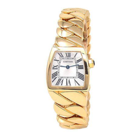 Cartier La Dona Quartz // W640030I // Pre-Owned