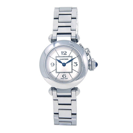 Cartier Miss Pasha Quartz // W3140007 // Pre-Owned