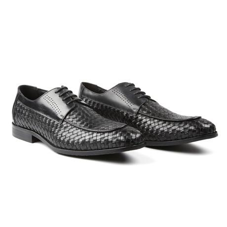 Saughton Derby Dress Formal // Black (US: 7.5)