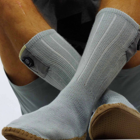 FNDN Heated 3.7V Slipper Socks (S/M)