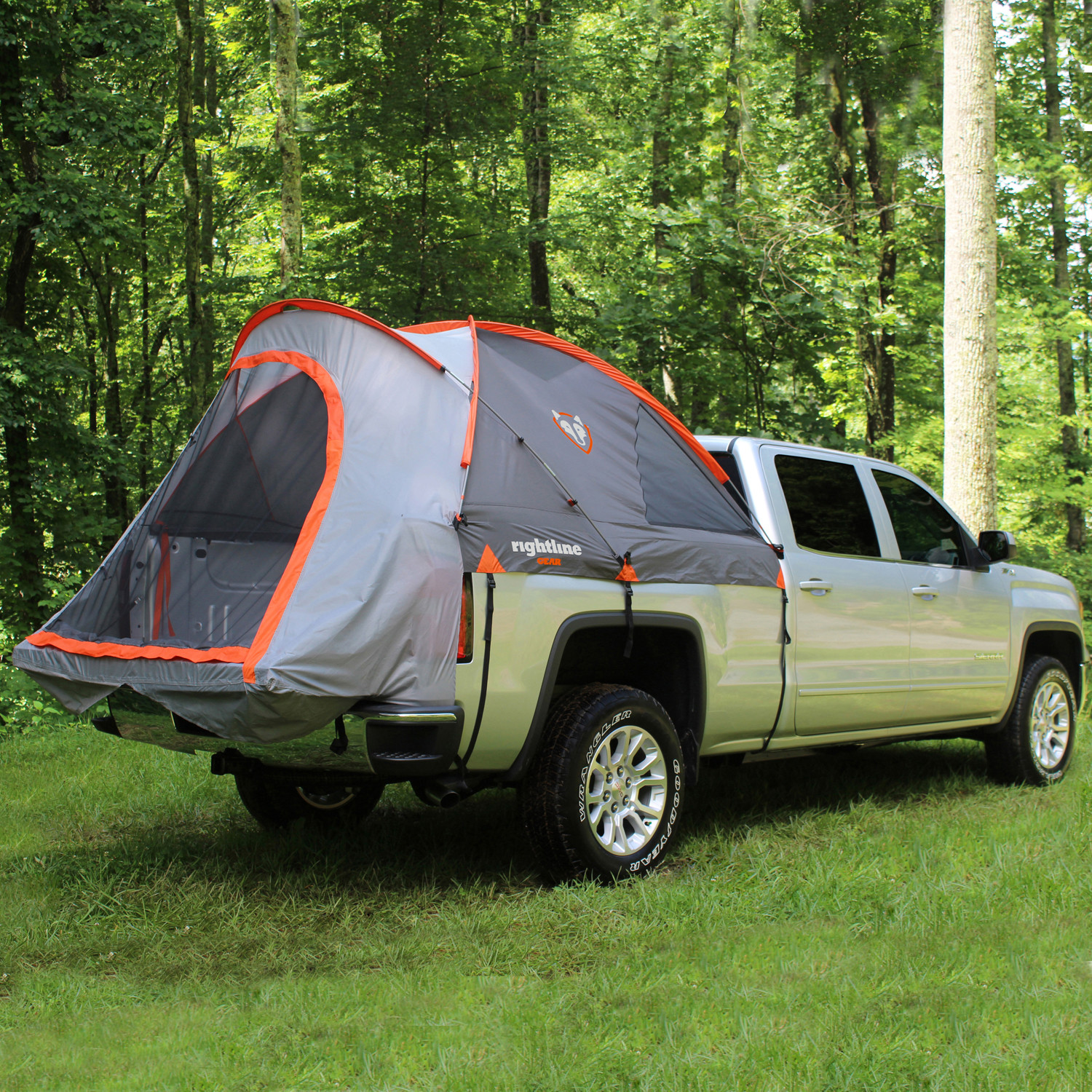 Full Size Truck Tent + Truck Bed Air Mattress Combo (Short Bed // 5.5 & Full Size Truck Tent + Truck Bed Air Mattress Combo (Short Bed ...