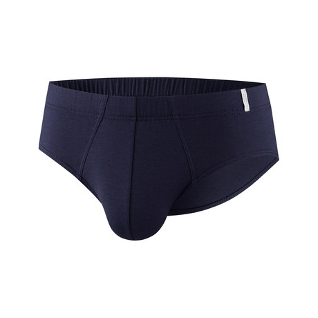 Terrance Brief // Navy (XS)