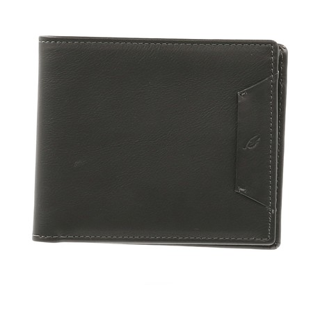 Business Wallet // Midnight Smoke