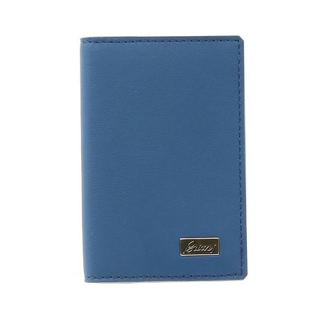 Business Credit Card Wallet // Regenly Blue