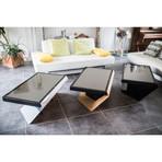 La Kineti Table (Wood)