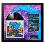 Framed Autographed Collage // Grateful Dead // Collage II