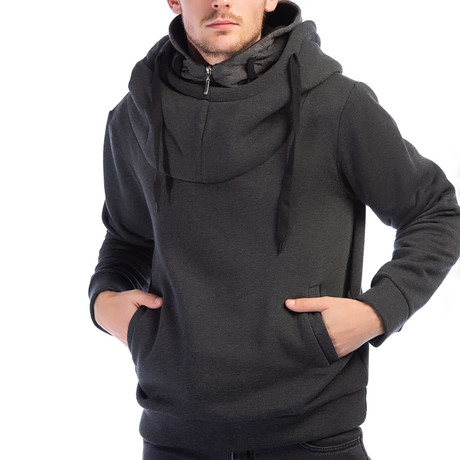 Florence Sweatshirt // Anthracite (Small)