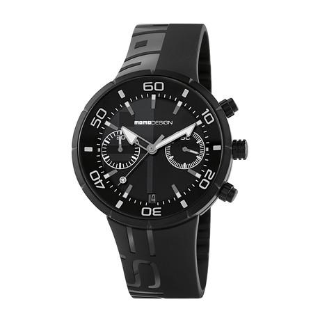 MOMO Design Sport Chronograph Quartz // MD2398BK-11